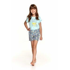 Dívčí pyžamo 2201 turquise