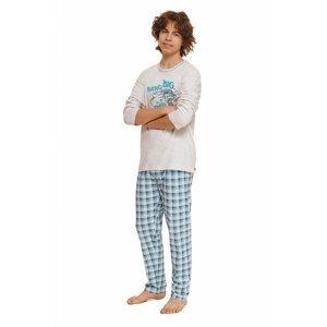 Chlapecké pyžamo 2654 grey