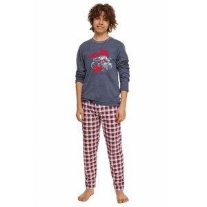 Chlapecké pyžamo 2654 blue