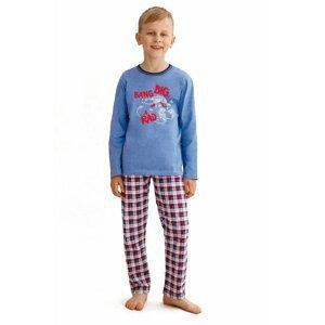 Chlapecké pyžamo 2651 blue