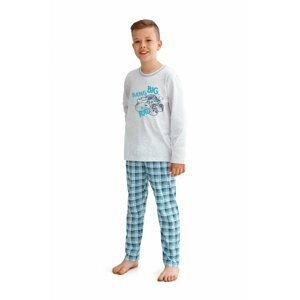 Chlapecké pyžamo 2651 grey