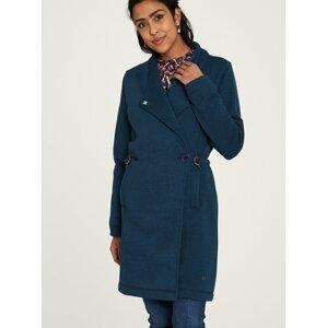 Tmavě modrý lehký kabát Tranquillo