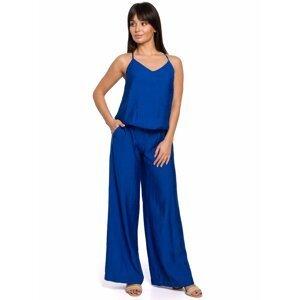 BeWear Jumpsuit B155 Royal Blue
