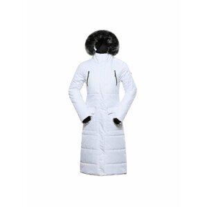 Dámský kabát s membránou ptx ALPINE PRO TESSA 5 bílá