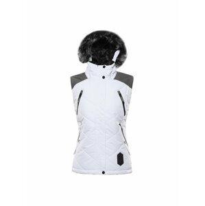 Dámská vesta s membránou ptx ALPINE PRO JARVISA 4 bílá