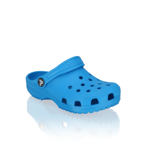 Crocs CLASSIC CLOG K modrá