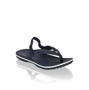 Crocs CROCBAND STRAP FLIP K modrá