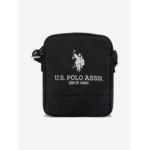 New Bump Small Cross body bag U.S. Polo Assn Černá