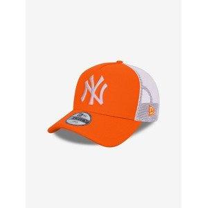 New York Yankees A-Frame 9Forty Kšiltovka dětská New Era Oranžová