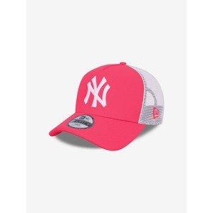 New York Yankees A-Frame 9Forty Kšiltovka dětská New Era Růžová