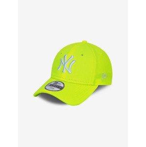 New York Yankees 9Forty Kšiltovka dětská New Era Žlutá