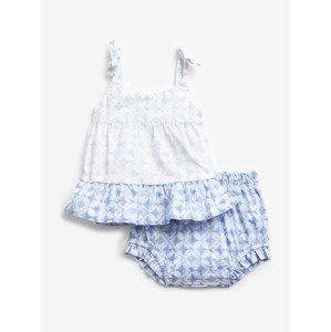 Tiered Outfit Set dětský GAP Modrá