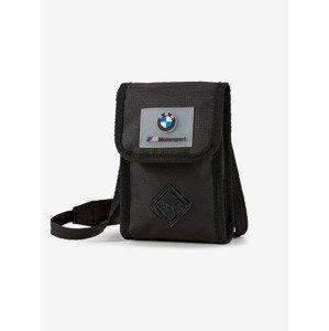 BMW M Cross body bag Puma Černá