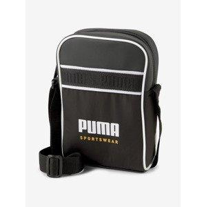 Campus Compact Portable Cross body bag Puma Černá