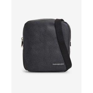 Micro Peble Reporter Cross body bag Calvin Klein Černá