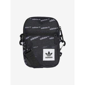Monogram Festival Cross body bag adidas Originals Černá