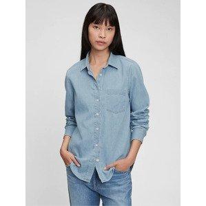 Perfect Košile GAP Modrá