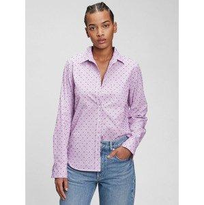 Perfect Košile GAP Růžová