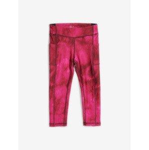 Fit Pocket Legíny dětské GAP Růžová