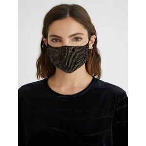Mask Pack Night Rouška Desigual Černá