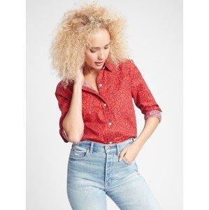 Košile GAP Červená
