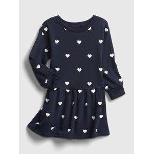 Šaty dětské GAP Modrá