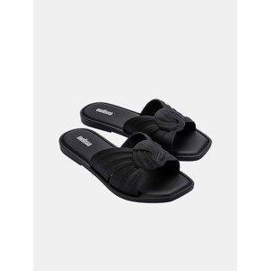 Pantofle Melissa Černá