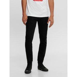 Warp Jeans ONLY & SONS Černá