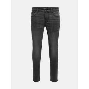 Warp Jeans ONLY & SONS Šedá