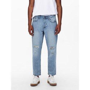 Savi Jeans ONLY & SONS Modrá