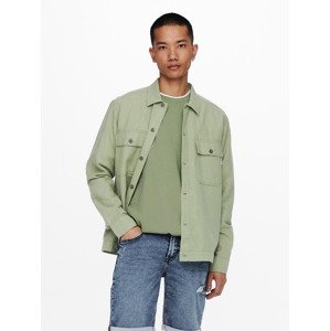 Košile ONLY & SONS Zelená