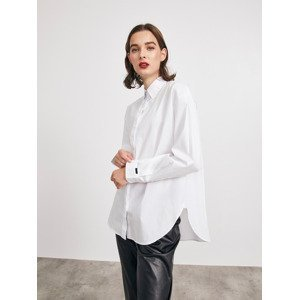 Rosalie Košile Metroopolis Bílá