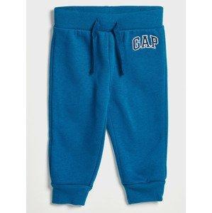 Tepláky dětské GAP Modrá
