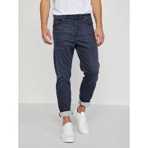 D-Fining Jeans Diesel Modrá