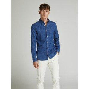 Blaperfect Košile Jack & Jones Modrá
