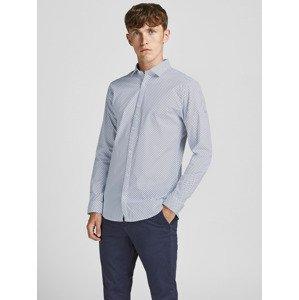 Blackpool Košile Jack & Jones Modrá