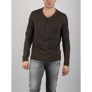 Pánská trička s dlouhým rukávem