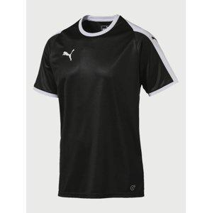 Liga Jersey Triko Puma Černá
