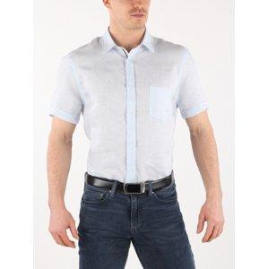 Pánské košile s krátkým rukávem