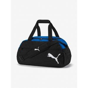 TeamFINAL 21 Small Sportovní taška Puma Černá