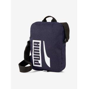 Plus II Cross body bag Puma Modrá