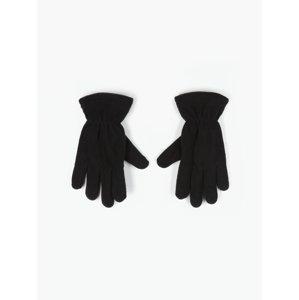 GATE Jednobarevné pánské rukavice